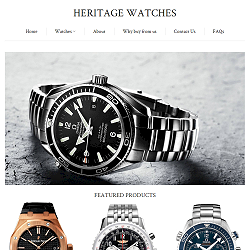 Go to Heritage Watches
