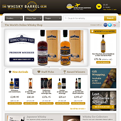 Go to The Whisky Barrel