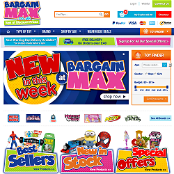 Go to BargainMax