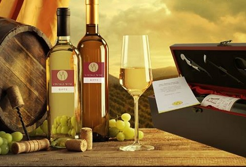 Link to the Vintage Wine Gifts website