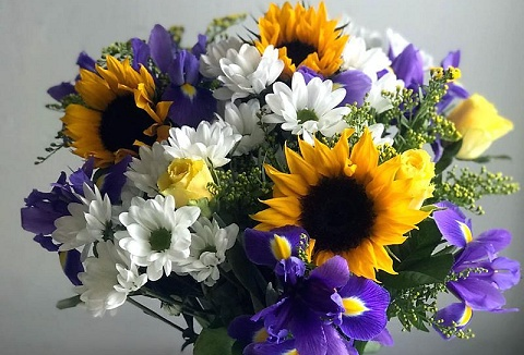 Link to the Clare Florist website