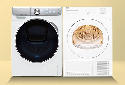 Link to the Next Domestic Appliances website
