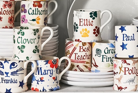 Link to the Emma Bridgewater website