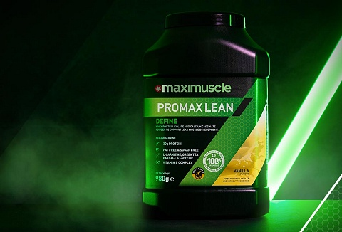 Link to the Maximuscle website