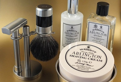 Link to the The Shaving Shack website