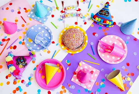 Link to the Fun Party Bags website