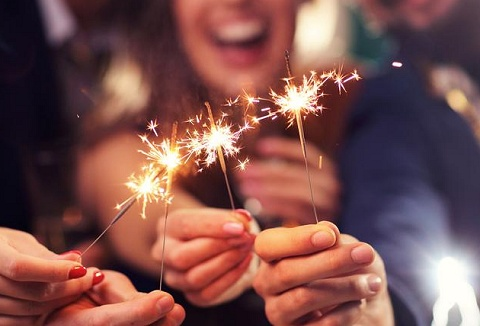 Link to the Sparklers and Fireworks website