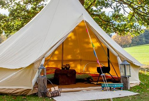 Link to the Bell Tent Boutique website