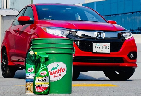 Link to the Turtle Wax website