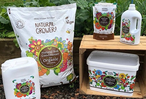 Link to the Natural Grower website
