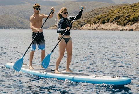 Link to the Bluefin SUP website