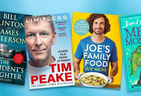 Link to the WHSmith website