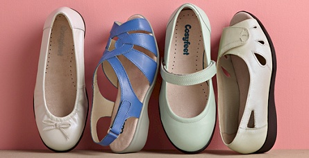 Final Reductions - Grab yourself a bargain (half price) in our footwear clearance sale - order today.